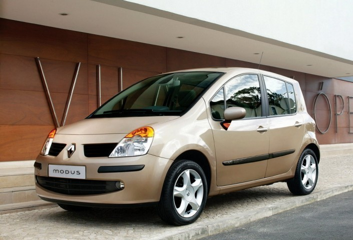 Renault Modus (2004>)