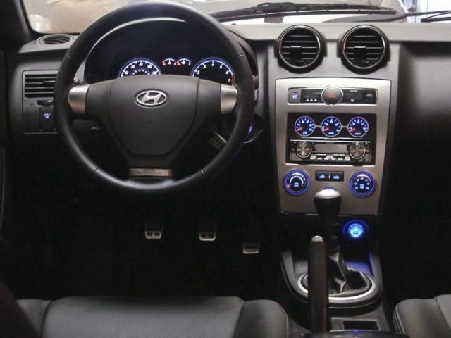 Hyundai Tiburon If (1999–2002) RD