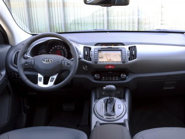 Kia Sportage III (2010>) SL