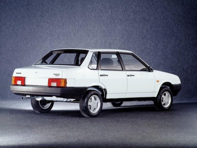 Лада 21099 Спутник (1990>)