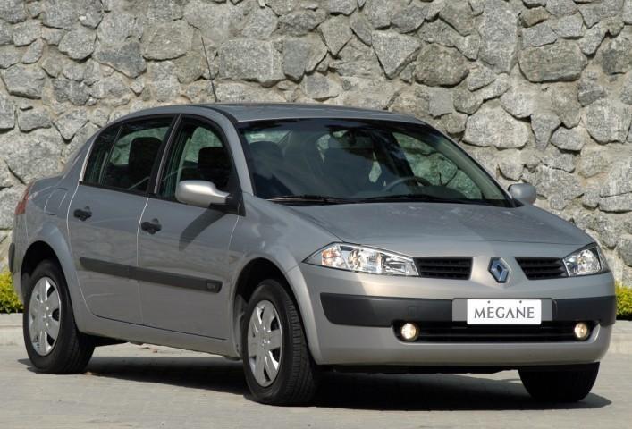 Renault Megane II (2002>)