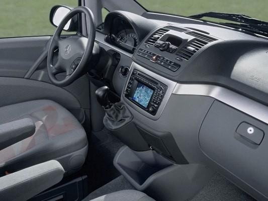 Mercedes Benz Viano (2003-н.в.) W639