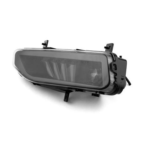 Светодиодные противотуманные фары MTF FL07NX black Nissan