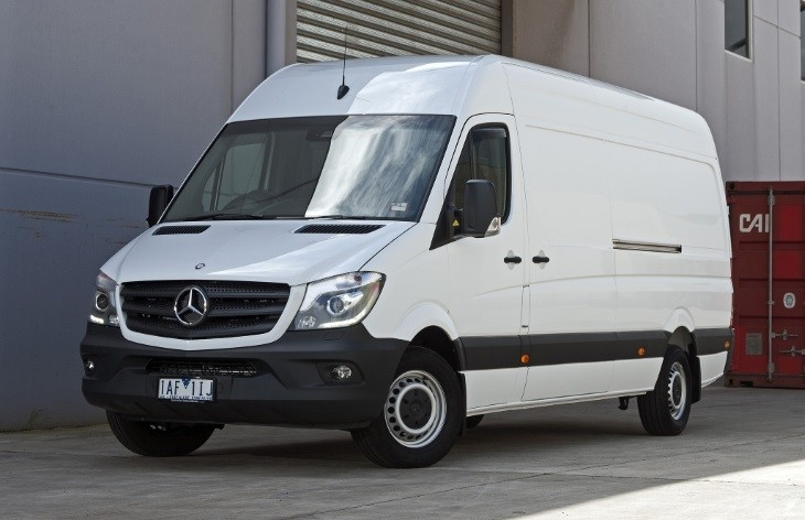 Mercedes Benz Sprinter (2006-н.в.) W906
