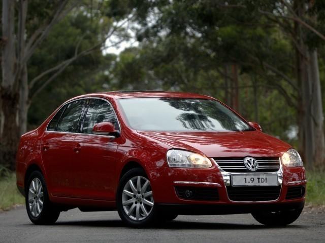 Volkswagen Jetta (2005>) Mk5