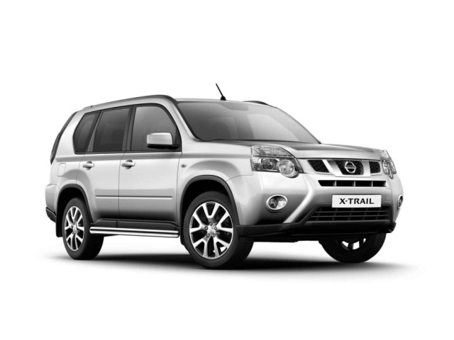 Nissan X-Trail II rest. (2010>) T31