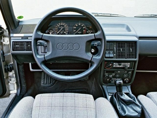 Audi 100 (1982-1990) C3