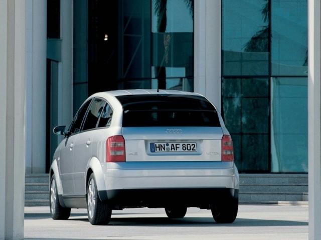 Audi A2 (2000–2005)