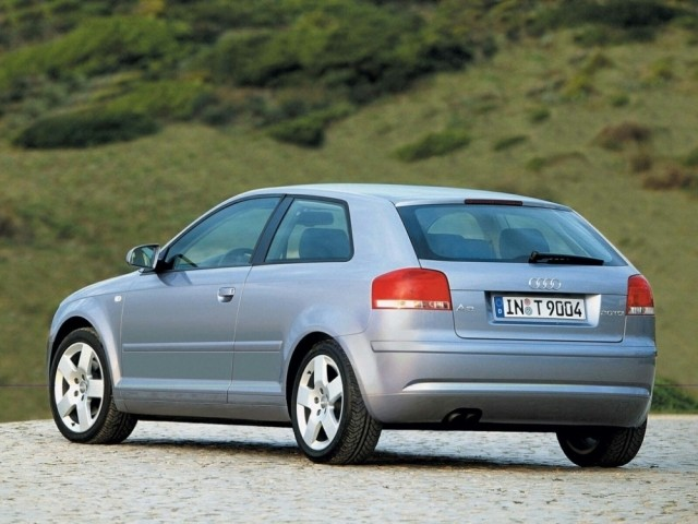 Audi A3 (2003-2005) 8P