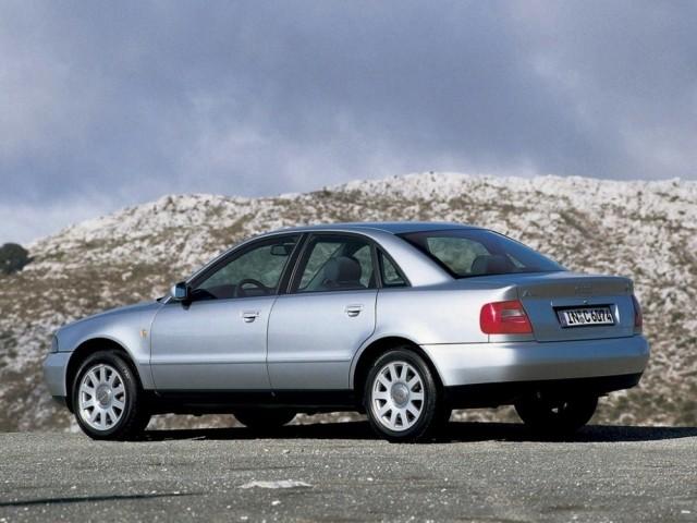 Audi A4 (1994-2000) B5