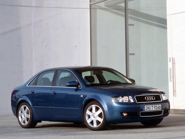 Audi A4 (2000-2004) B6