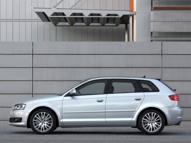 Audi A3 (2005-2012) 8Pf