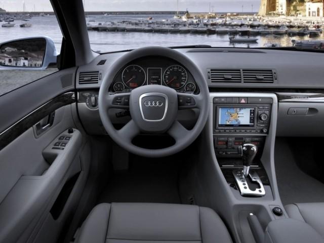 Audi A4 (2004-2007) B7