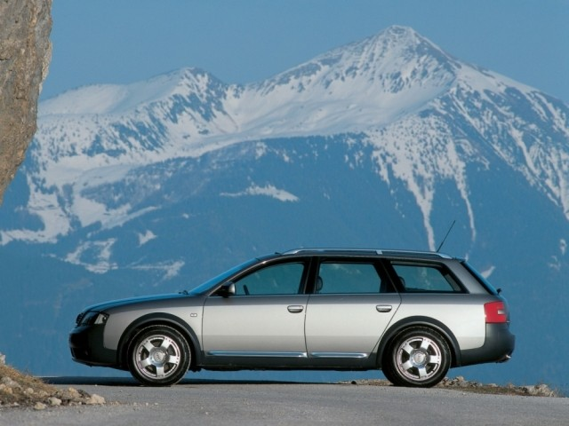 Audi A6 (1994-1997) С4
