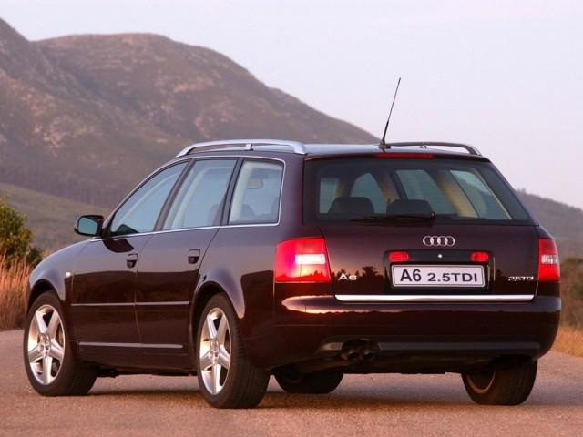 Audi A6 (1997-2005) С5