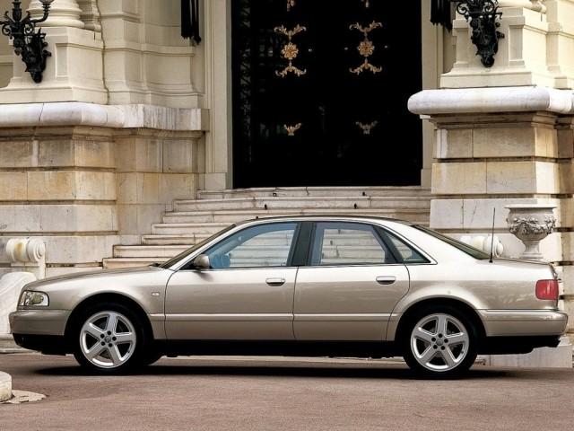 Audi A8 (1994-2002) D2