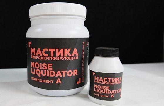 Мастика STP NoiseLiquidator