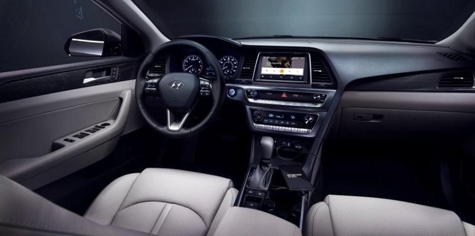 Hyundai Sonata VII (2017>) LF