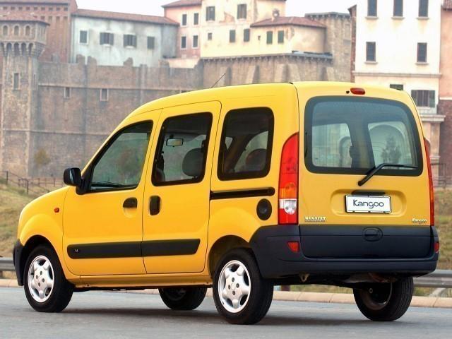 Renault Kangoo I rest (2003>)