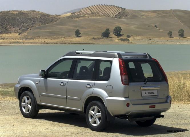 Nissan X-Trail (2001>) T30