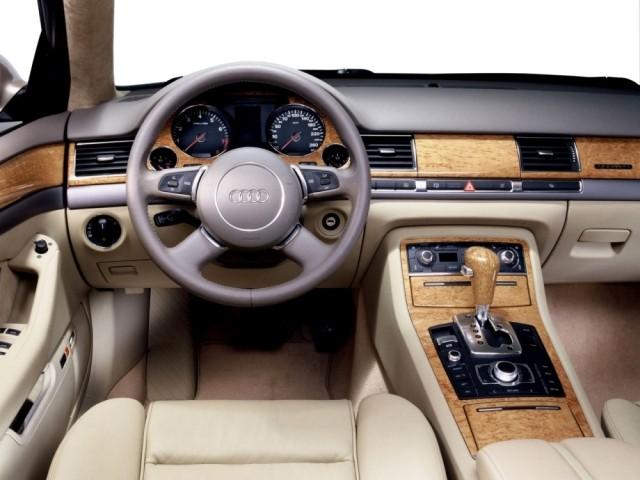 Audi A8 (2002-2005) D3