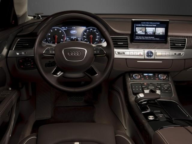 Audi A8 (2010-н.в.) D4