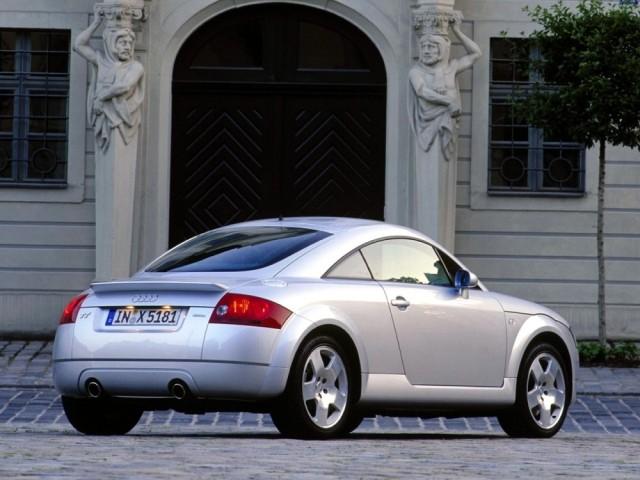 Audi TT (1998-2003) 8N