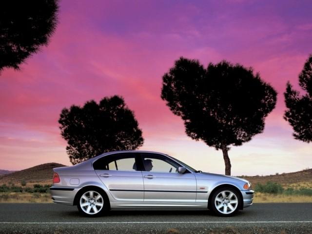 BMW 3 серии (1998-2006) E46