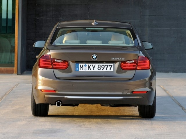 BMW 3 серии (2012-н.в.) F30-F31