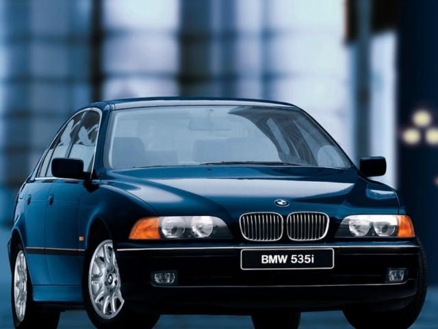 BMW 5 серии (1995-2003) E39