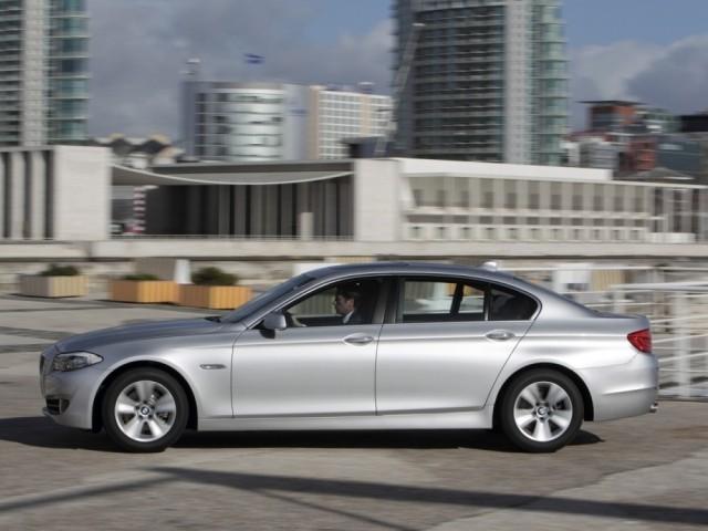 BMW 5 серии (2011- н.в.) F10-F11