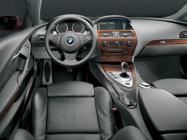 BMW 6 серии (2004-2011) E63-E64