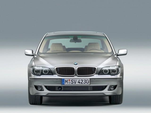 BMW 7 серии (2005-2008) E65f, E66f