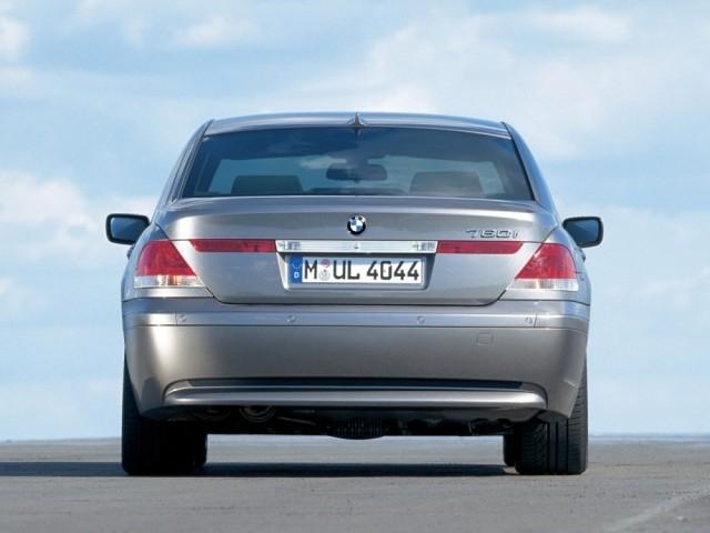 BMW 7 серии (2001-2005) E65f, E66f