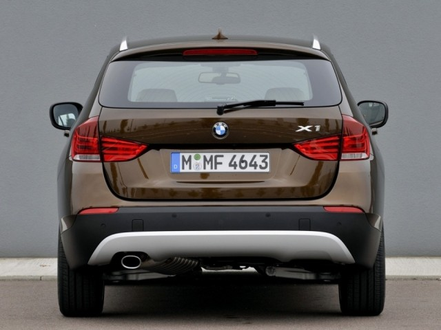 BMW X1 (2009-н.в.) E84