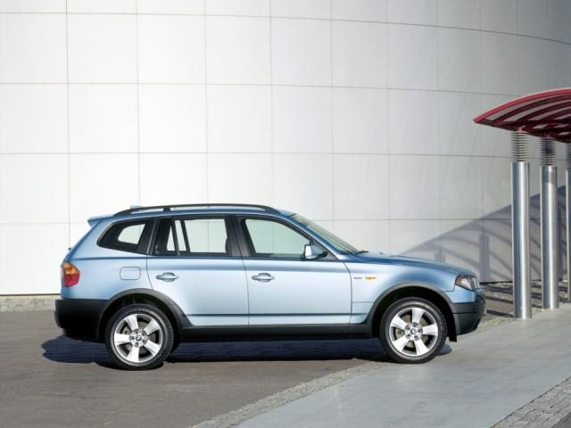BMW X3 (2003-2010) E83