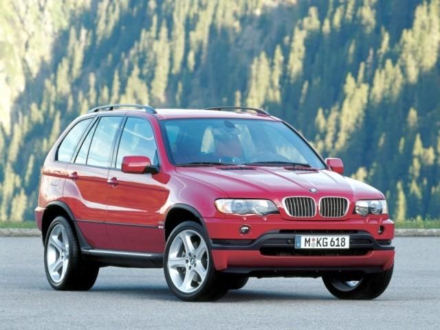 BMW X5 (2000-2003) E53
