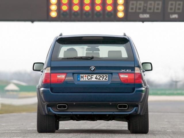 BMW X5 (2003-2007) E53f