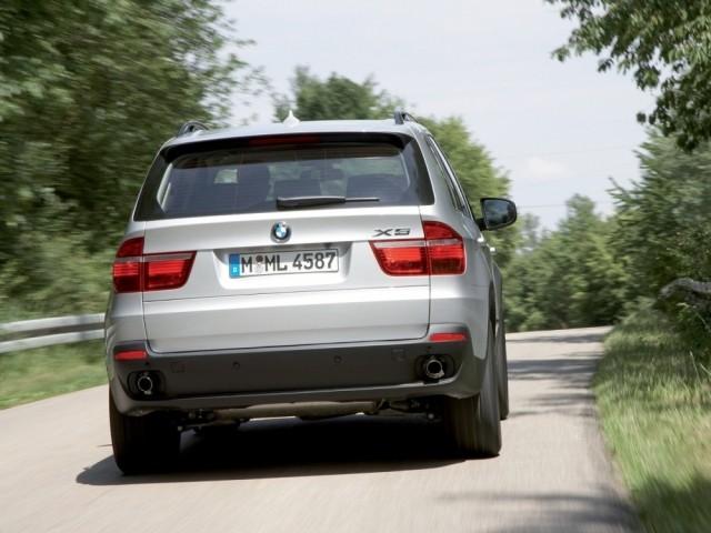 BMW X5 (2007-2010) E70
