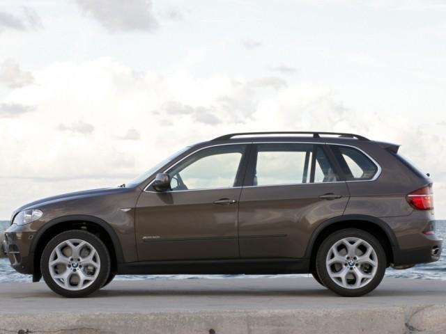 BMW X5 (2010-н.в.) E70f