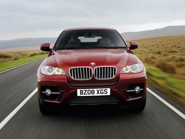 BMW X6 (2008-н.в.) Е71
