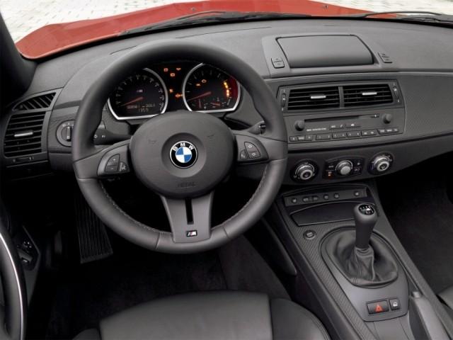 BMW Z4 (2002-2009) E85