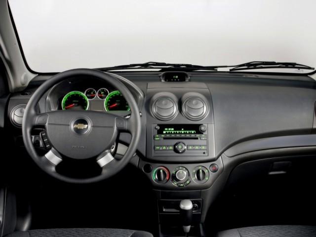 Chevrolet Aveo If (2008-2011)