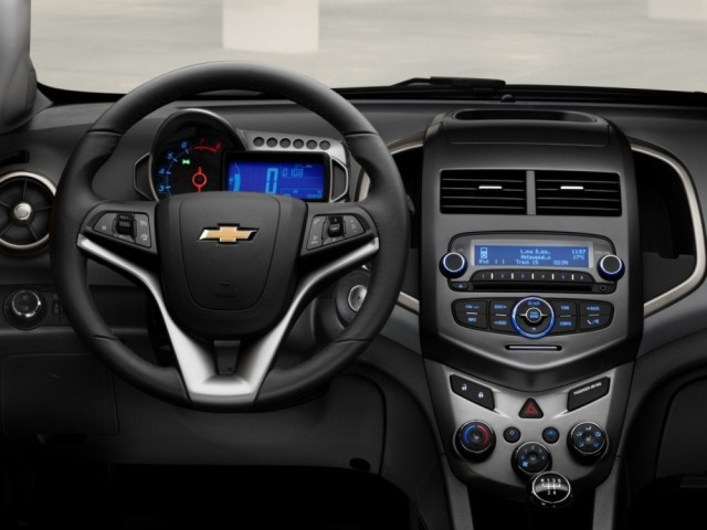 Chevrolet Aveo II (2011-н.в.)