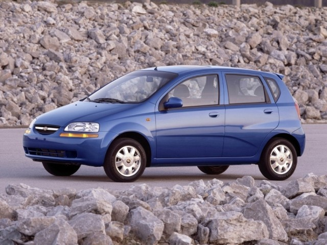 Chevrolet Aveo I (2003-2008)