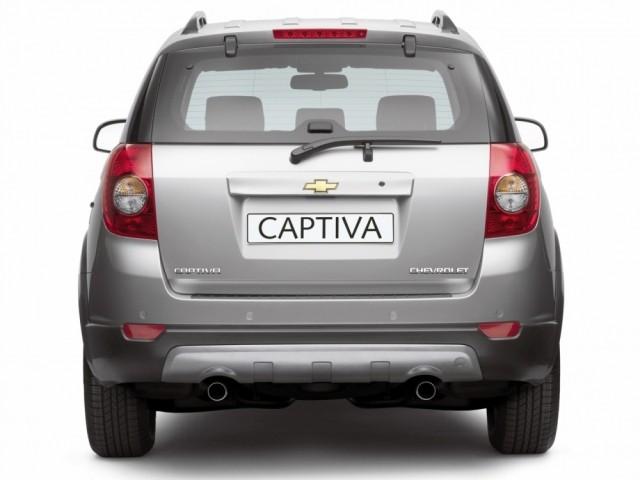 Chevrolet Captiva (2006-2012)