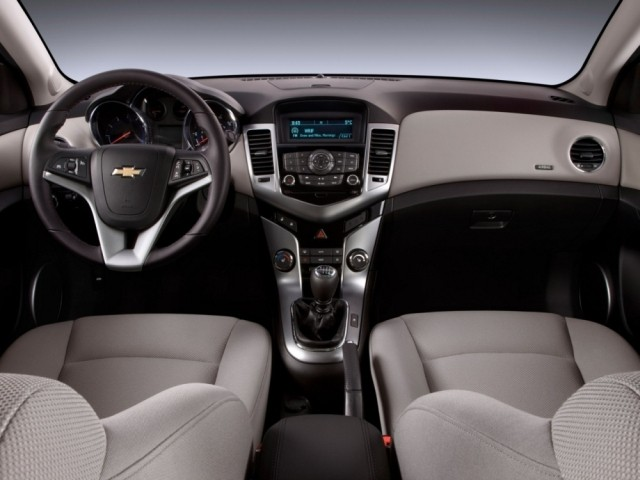 Chevrolet Cruze II (2009-н.в.)