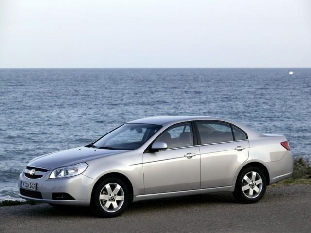 Chevrolet Epica (2006-н.в.)