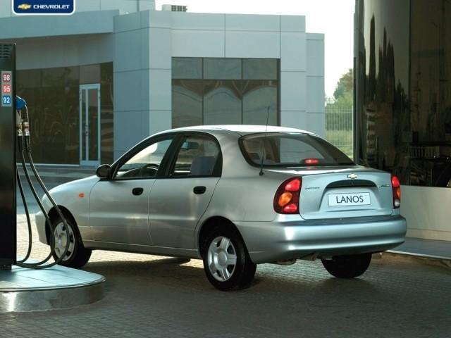 Chevrolet Lanos (2005-2009)