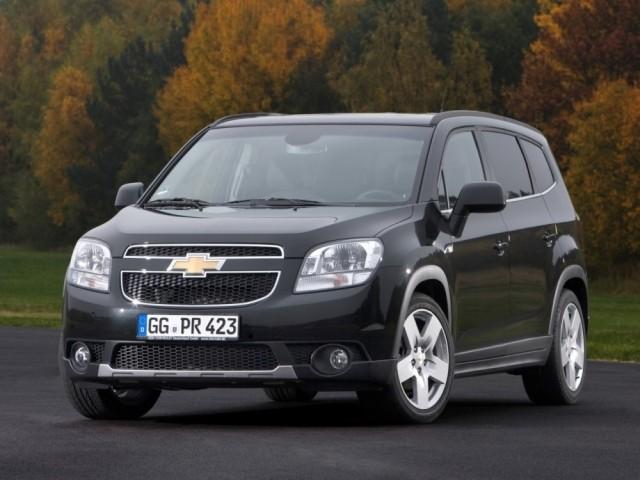Chevrolet Orlando (2011-н.в.)